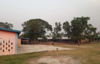 Die Schule in Ho