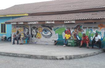 Das Community-Center in James Town